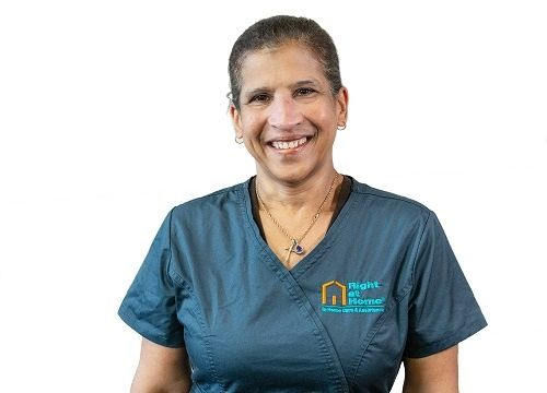 Lazina Ali Home Health Aide Right at Home Palm Beach