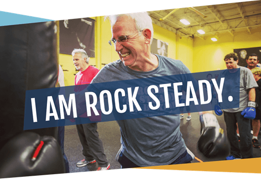 Rock Steady Boxing Classes
