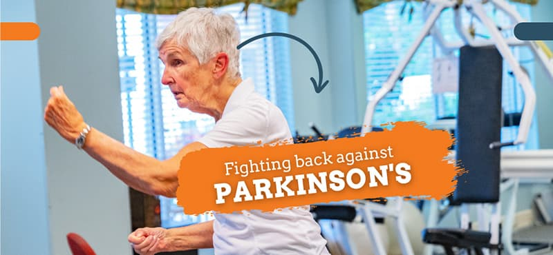 Fighting Back Against Parkinson's