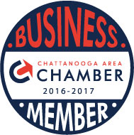 Chattanooga Chamber Badge