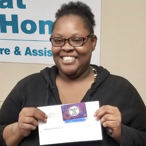 Caregiver Rising Star - Bianca L.
