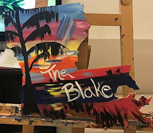 Louisiana Painting