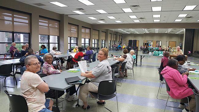 Bingo at Mansfield Activites Center