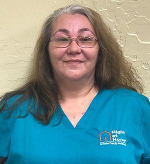 Caregiver Melissa