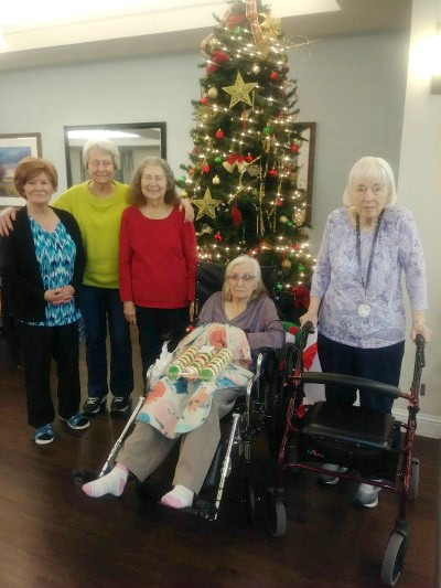 Heartis Assisted Living Cleburne Cookies and Cocoa