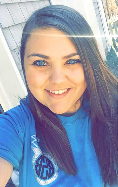 Right at Home Belmont Caregiver of the Month _Brittany