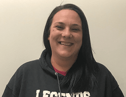 Kara Lesperance April Caregiver of the Month, Right at Home Belmont