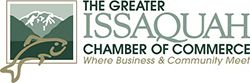 Issaquah Chamber of Commerco Small Logo