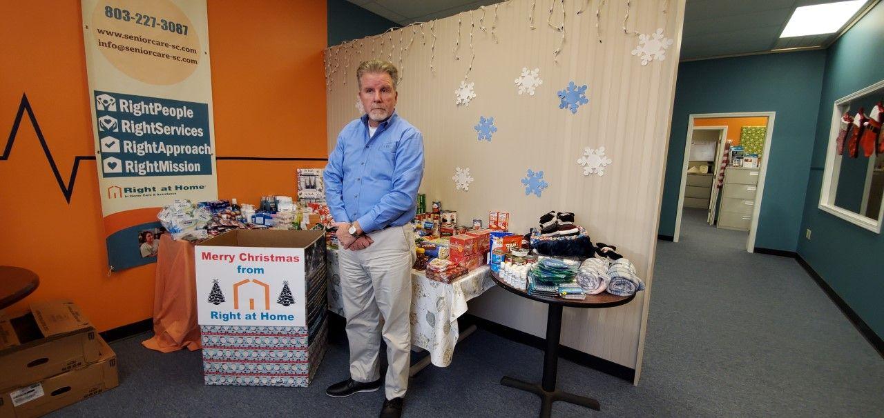 Jim Ryan Donation Drive