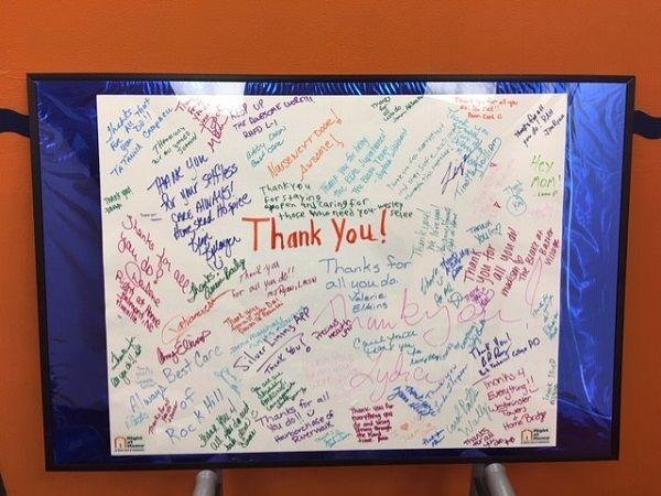 piedmont medical center thank you