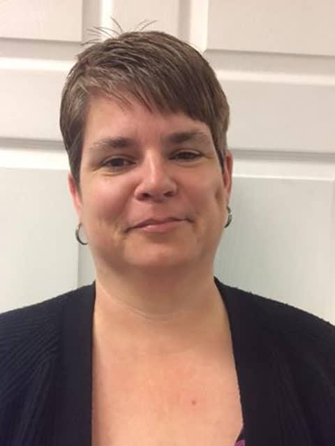July Caregiver of the Month Valerie Elkins