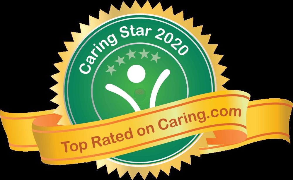 caring star 2020 logo