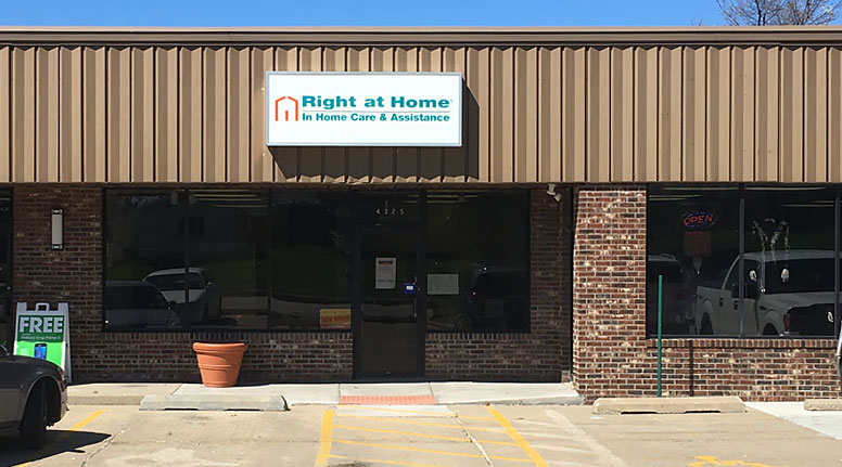 Right at Home Peoria Office