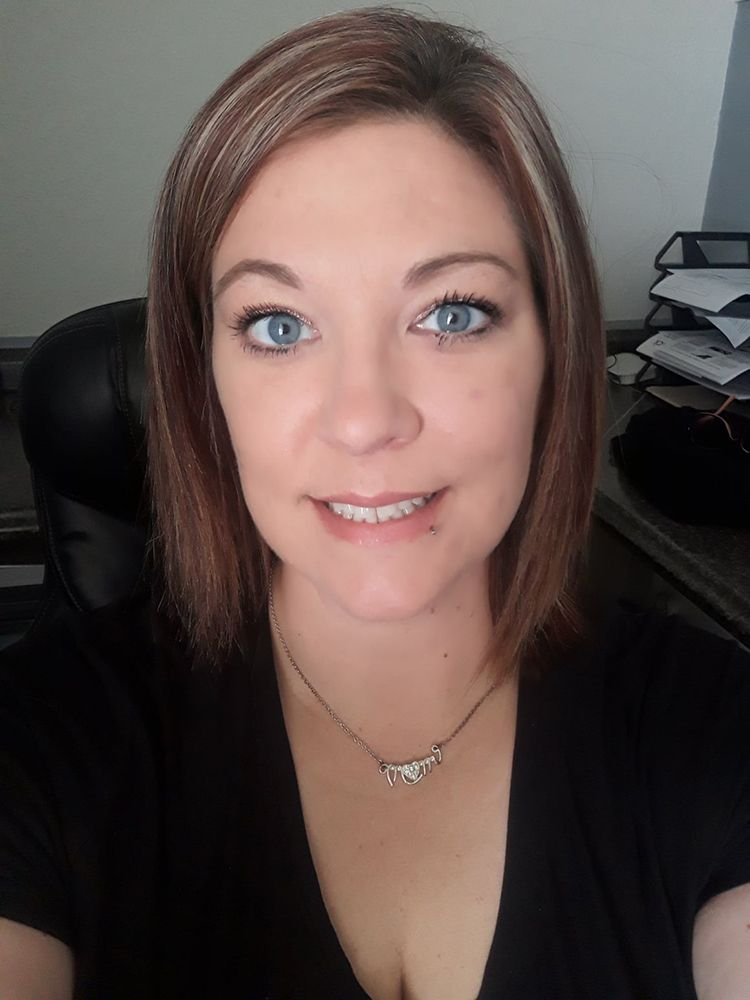 Amber Johnson Right at Home employee