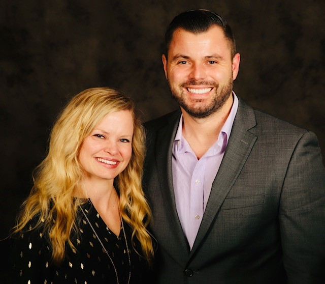 Kristin and Jeremy Starkel