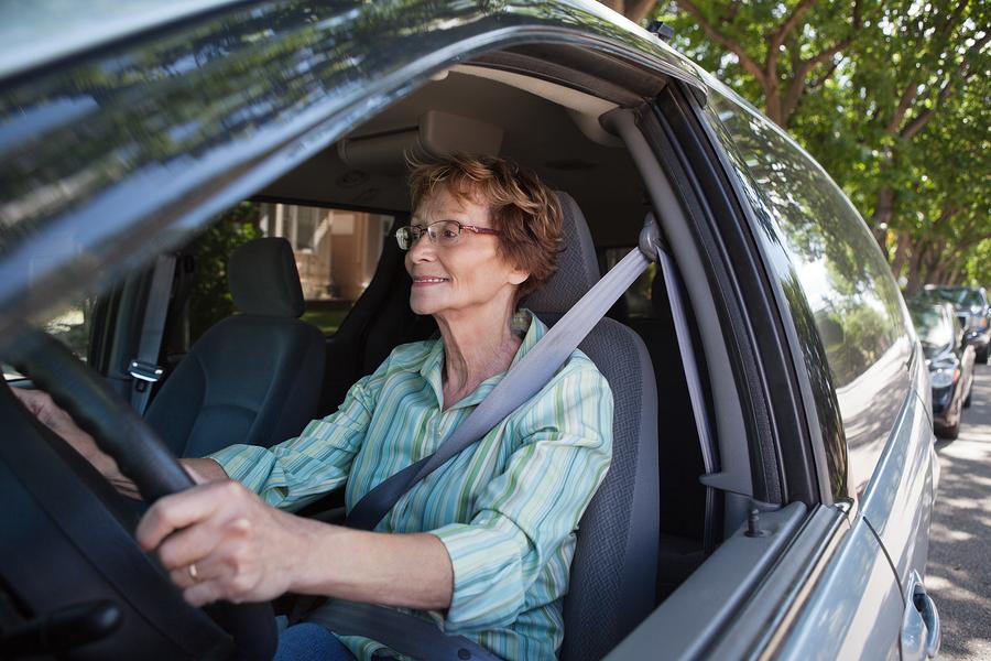 Senior Driving.