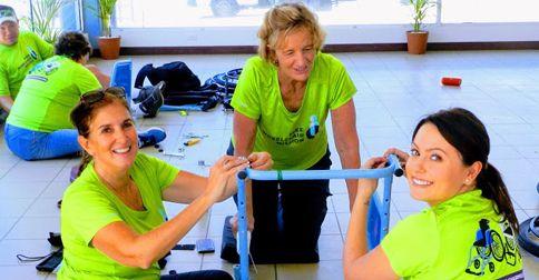 betty harris victoria guskiewicz free wheelchair mission
