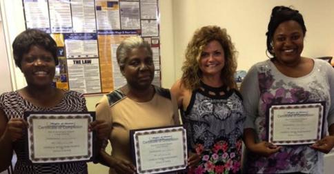 hospice care training