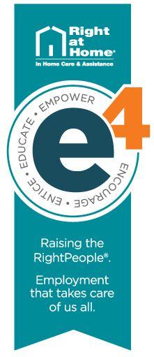 e4 employment logo