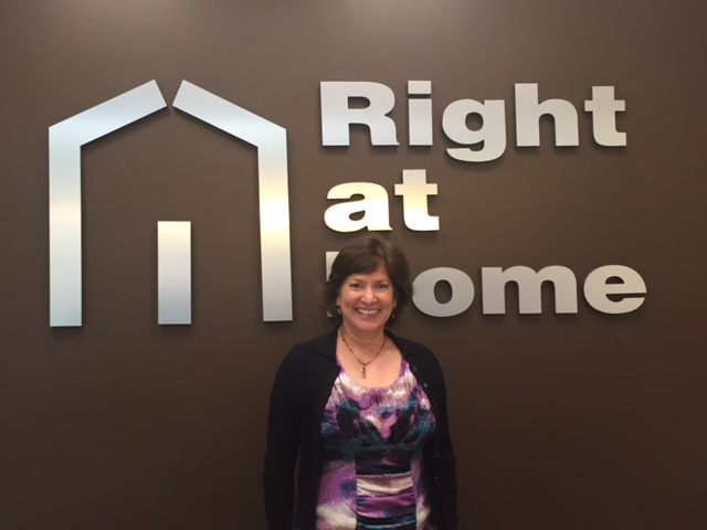 Carol Gonzalez Sheak, owner of Right at Home San Jose