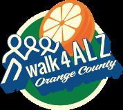 Walk 4 OC logo