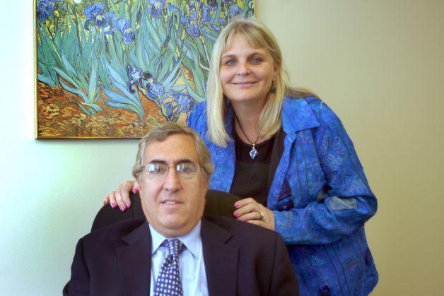 Tim and Lisa Randall