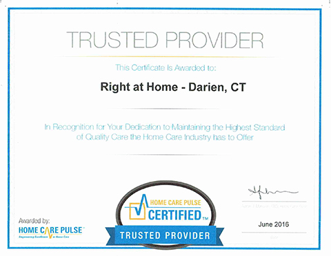 Home Care Pulse Certificate