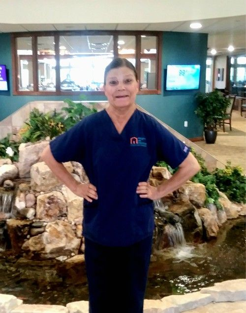 Timmie McCune - Caregiver of the Month May 2018