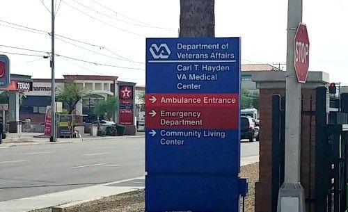 Department of Veteran's Affairs