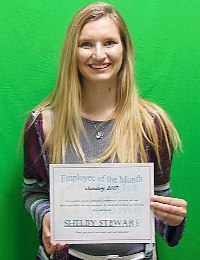 Shelby Stewart