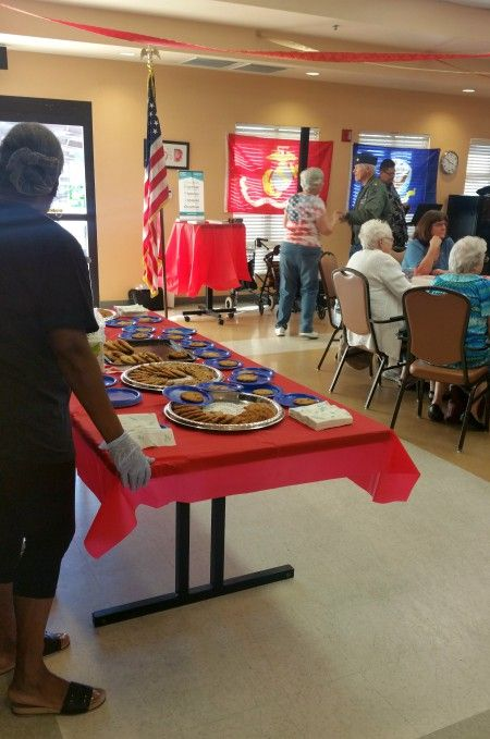 Veteran's Day Event at Chandler Senior Center