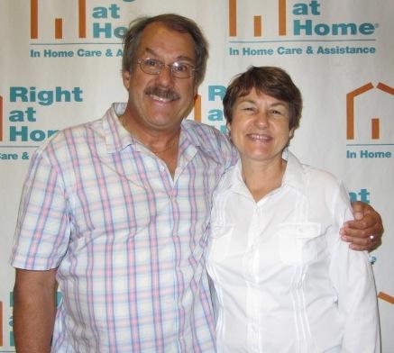 Ed and Carol Mosman