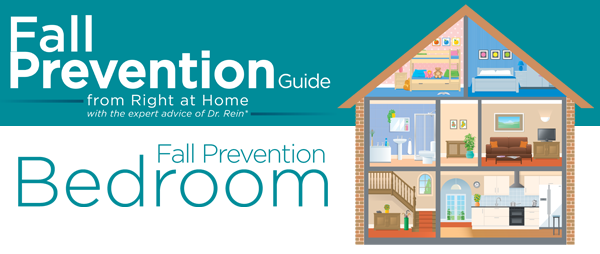 fall prevention in bedroom