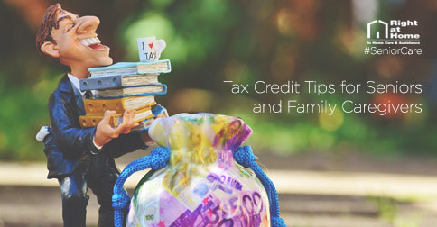 Tax Credit Tips for Seniors and Family Caregivers
