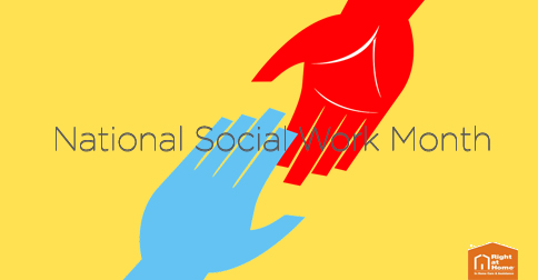 national social worker month
