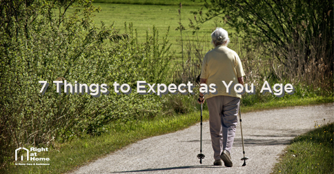 old person walking with a walker