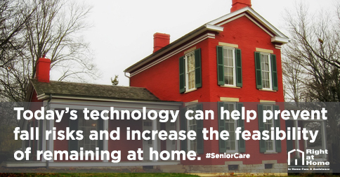Home Care monitoring technology