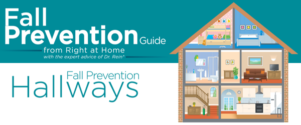 fall prevention in hallways