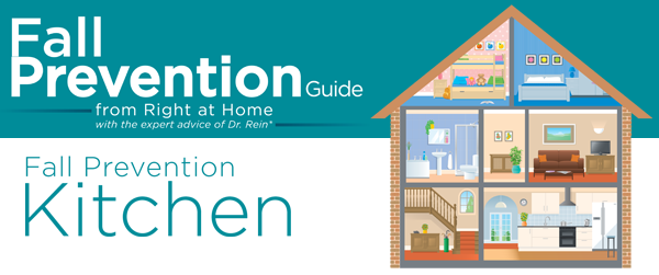 fall prevention in kitchen