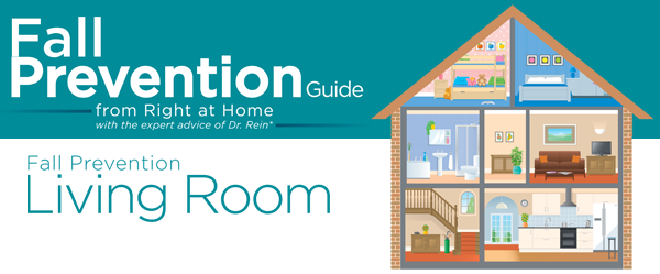 Living Room Fall Prevention Senior Safety Right At Home