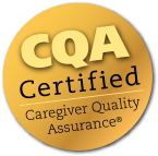 Caregiver Quality Assurance® Seal