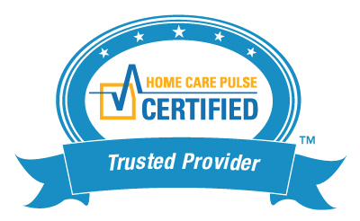 HCPC Trusted Provider logo.