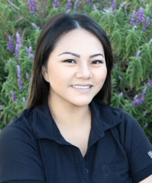 headshot of Xong H. Director of Human Resources