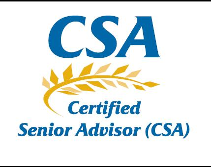 Certified Senior Advisor Member