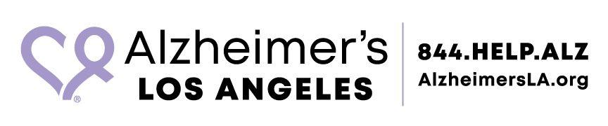 Alzheimer's Los Angeles logo