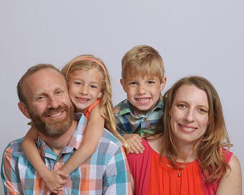 Dickstein Family Photo