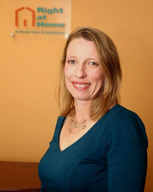 Leanna Dickstein co-owner of Right at Home Glendale