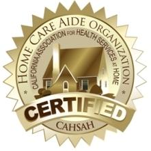 Home Care Aide Organization Logo