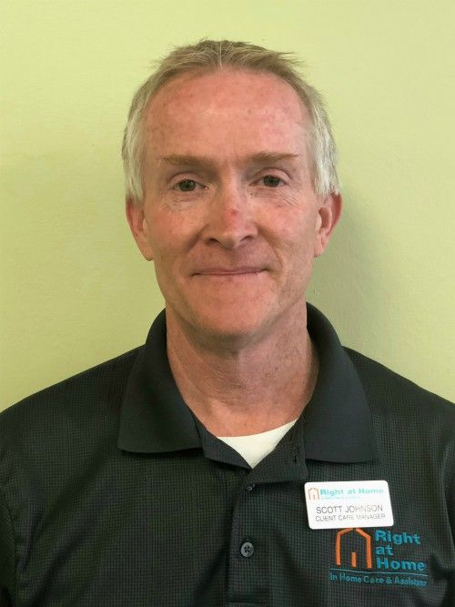 Scott Johnson - Client Care Manager
