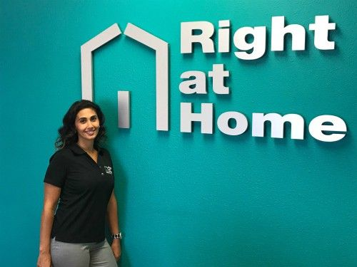 Hanna Aboulwafa - General Manager of Right at Home Hacienda Heights